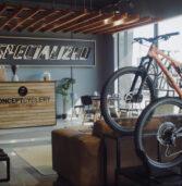 TAKE A TOUR OF THE NEW CONCEPT CYCLERY BALLITO